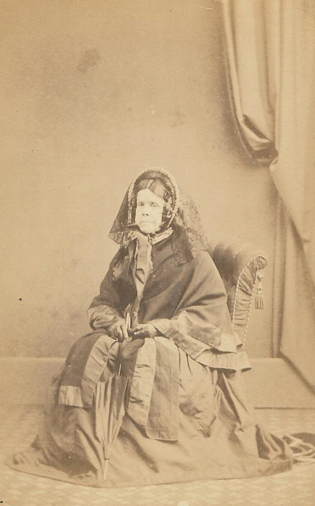 Eleanor Ann Rankin Man Abt 1855