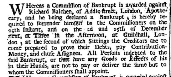 15 November 1726