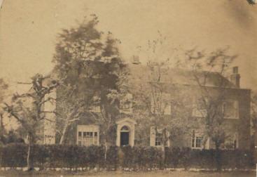 Halstead Hall - The Old House - Emma C Man