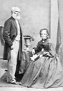 Henry Garnet and Elizabeth (Garrard) Man