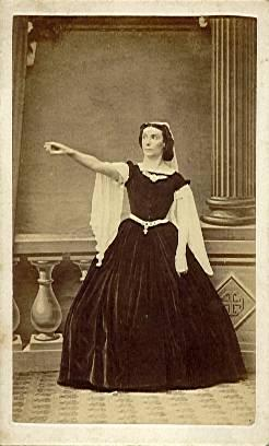 Rosa Cooper as Lady Macbeth