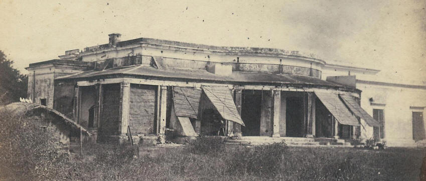 Telegraph Bungalow_Front_Indore_India