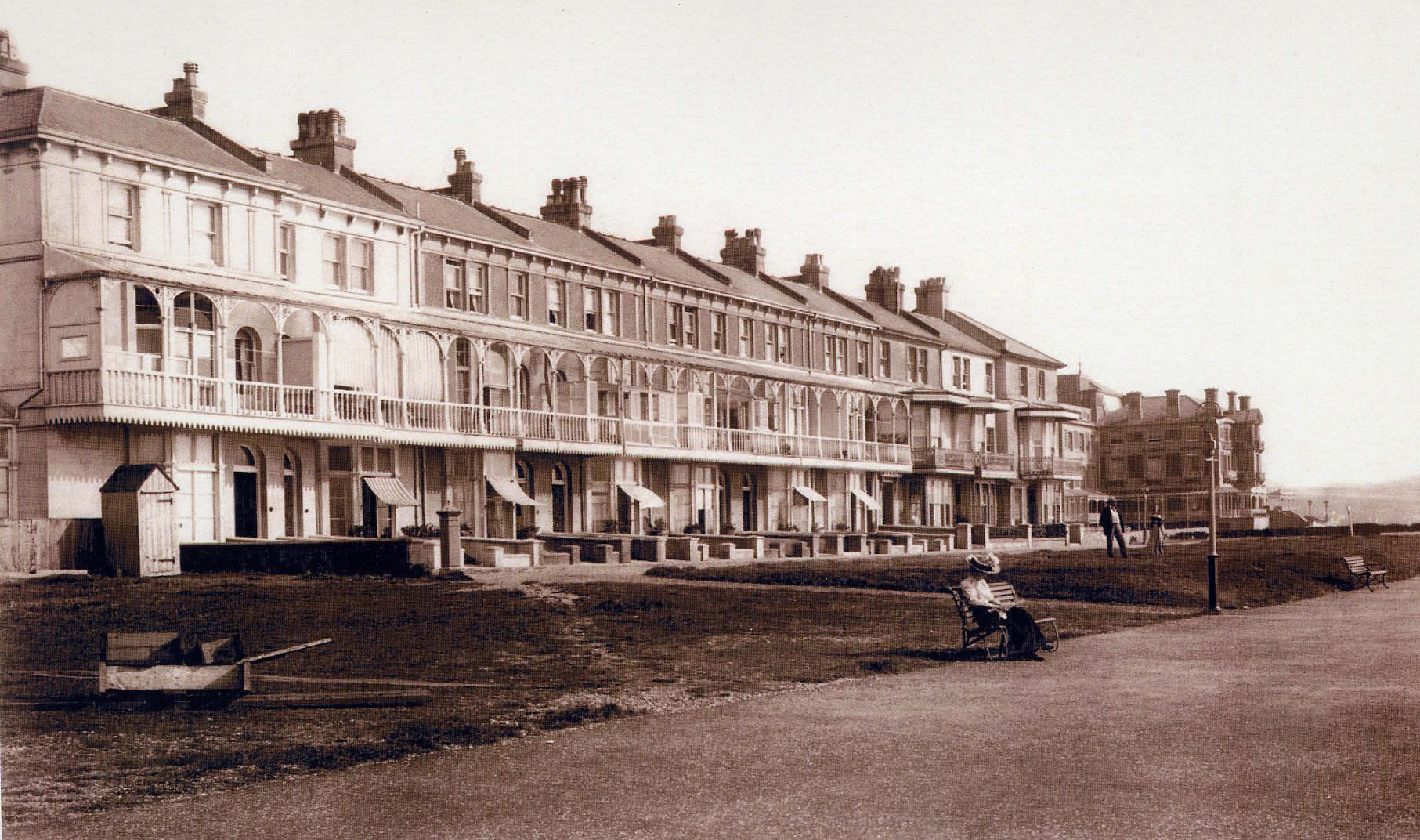Beaconsfield Terrace, Hythe,Kent