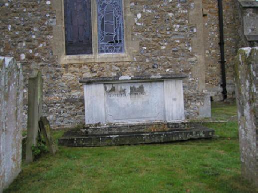 Robert Fowle's Tombe