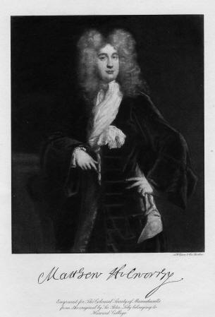 Sir Matthew Holworthy