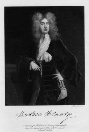 Sir Matthew Holworthy