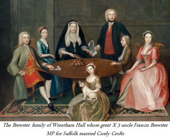 Brewster Family of Wrentham Hall edited
