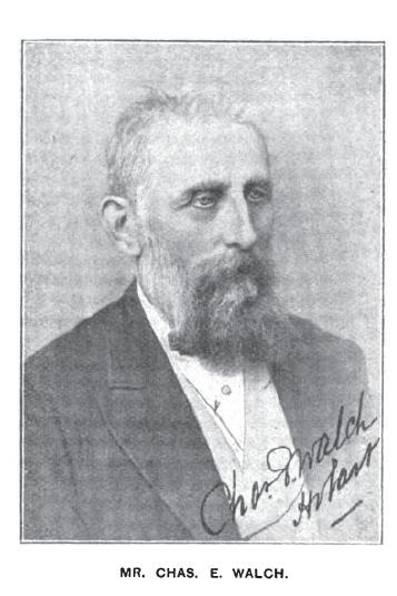 Charles E. Walch