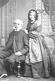 Henry Garnet and Sophia (Garrard) Man