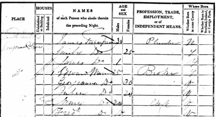 1841 Census