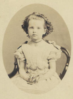 Eliza Caroline Man in 1868