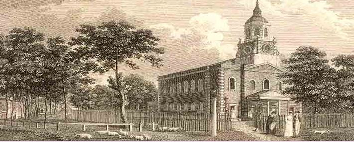 Holy Trinity Clapham