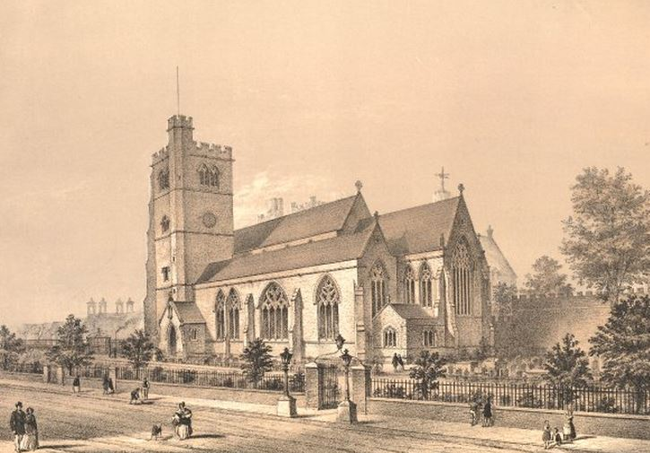 St Mary at Lambeth