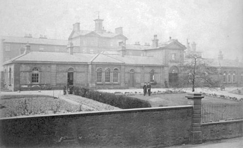 Tapton Grove Workhouse