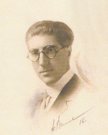 Edward MacPherson Man