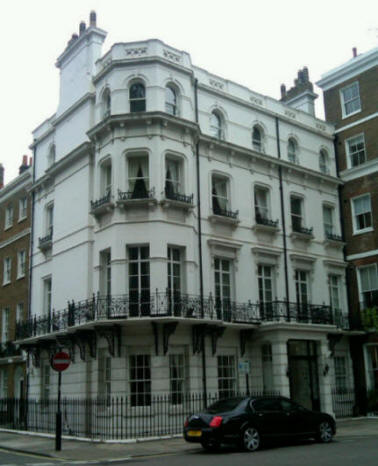 No. 21 Manchester Square, London