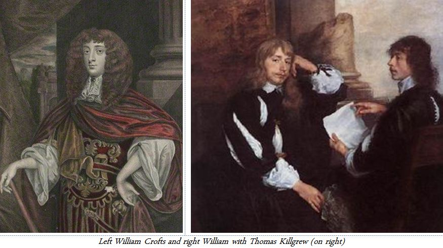 William Crofts and Thomas Killgrew