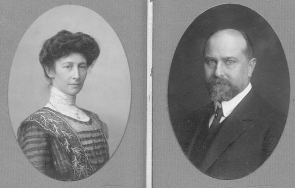 Otto and Eleanor (May) Loeck