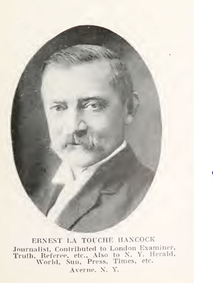 Ernest La Touche Hancock