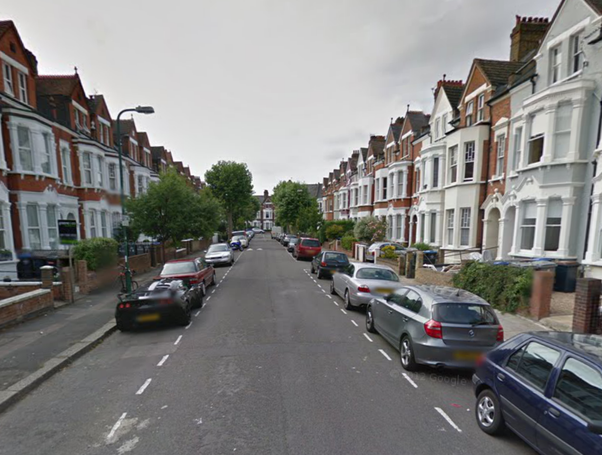 Callcott Road, Willesden, one hundred years after George and family resided there