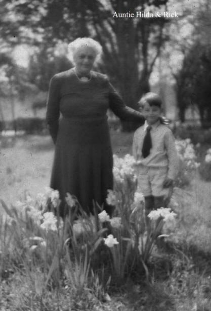 Hilda Lloyd with Richard Millard