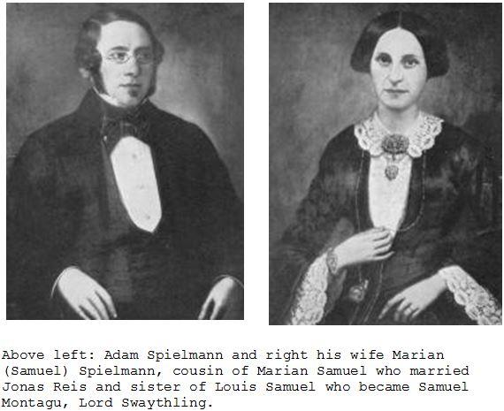 Adam Spielmann and Marian Samuel