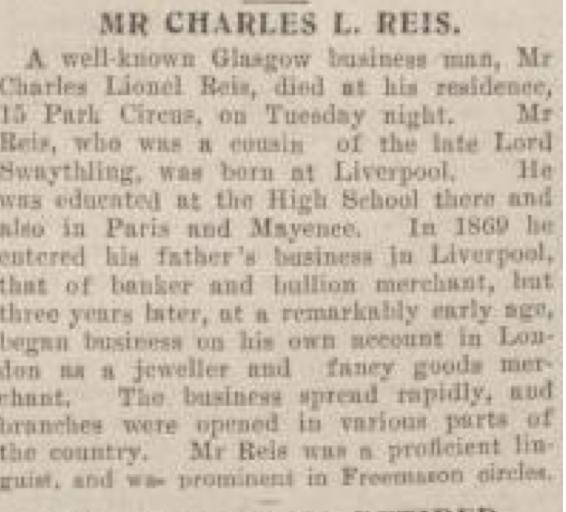 Aberdeen Journal 7 July 1927