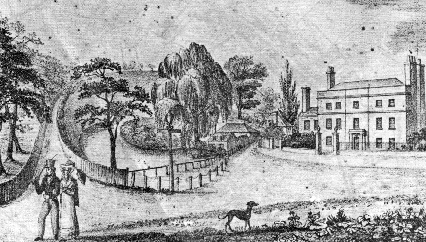 Elmfield House in the nineteenth century