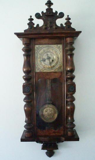 chas l. reis clock 2