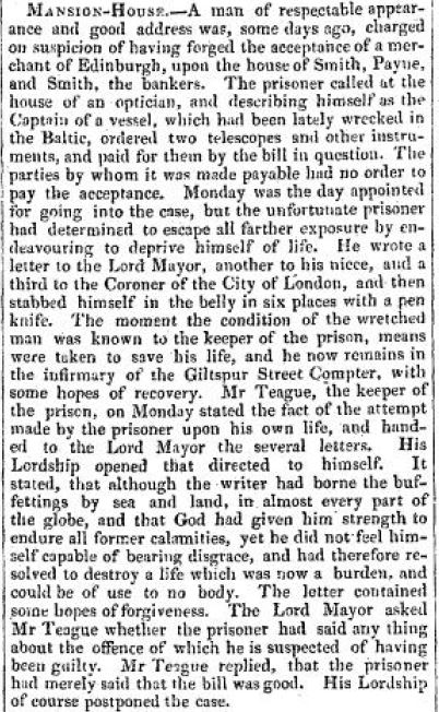Caledonian Mercury, February 13 1826