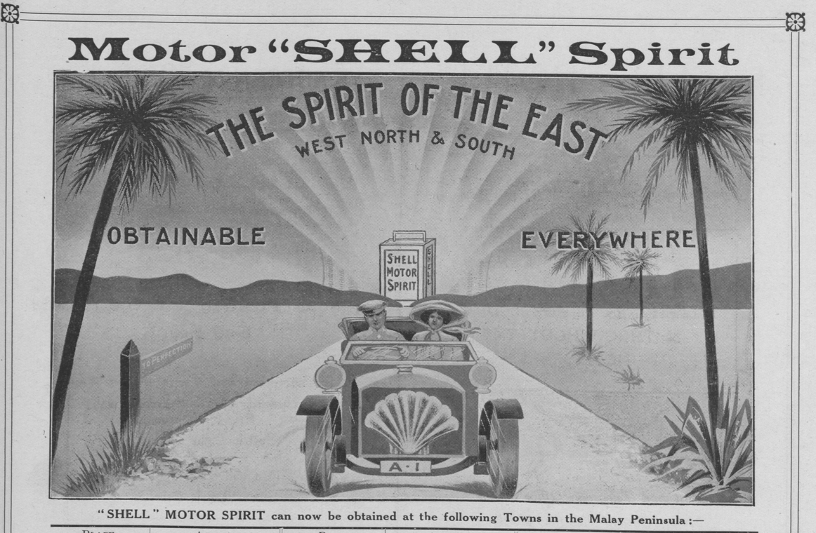 Shell in Malaya