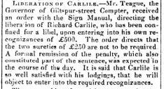 The Leicester Chronicle 27 July 1833