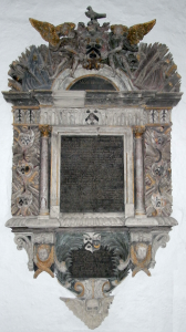 LewisIncledon_Died1698_Monument_BrauntonChurch_Devon