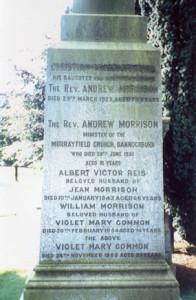 albert_victor_reis_memorial