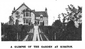 John Cran's Home at kirkton
