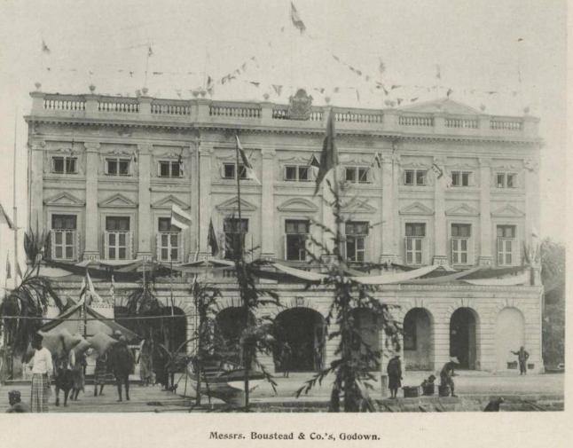 Boustead in Penang 1898