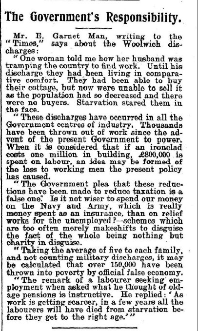 E Garnet Man Article 25 Sept 1908