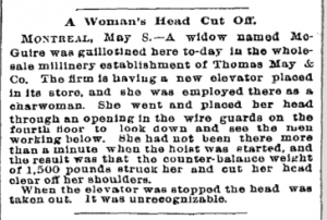 New York Times 9 May 1893