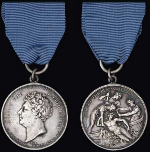 William Sydenham Wilde Medal