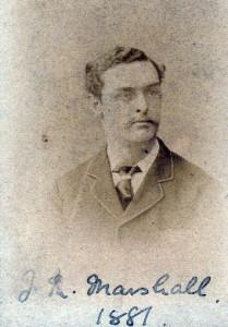 John M Marshall