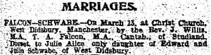 falcon-schwabe-marriage-daily-mail-march-19-1901