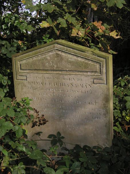 Halstead Graveyard