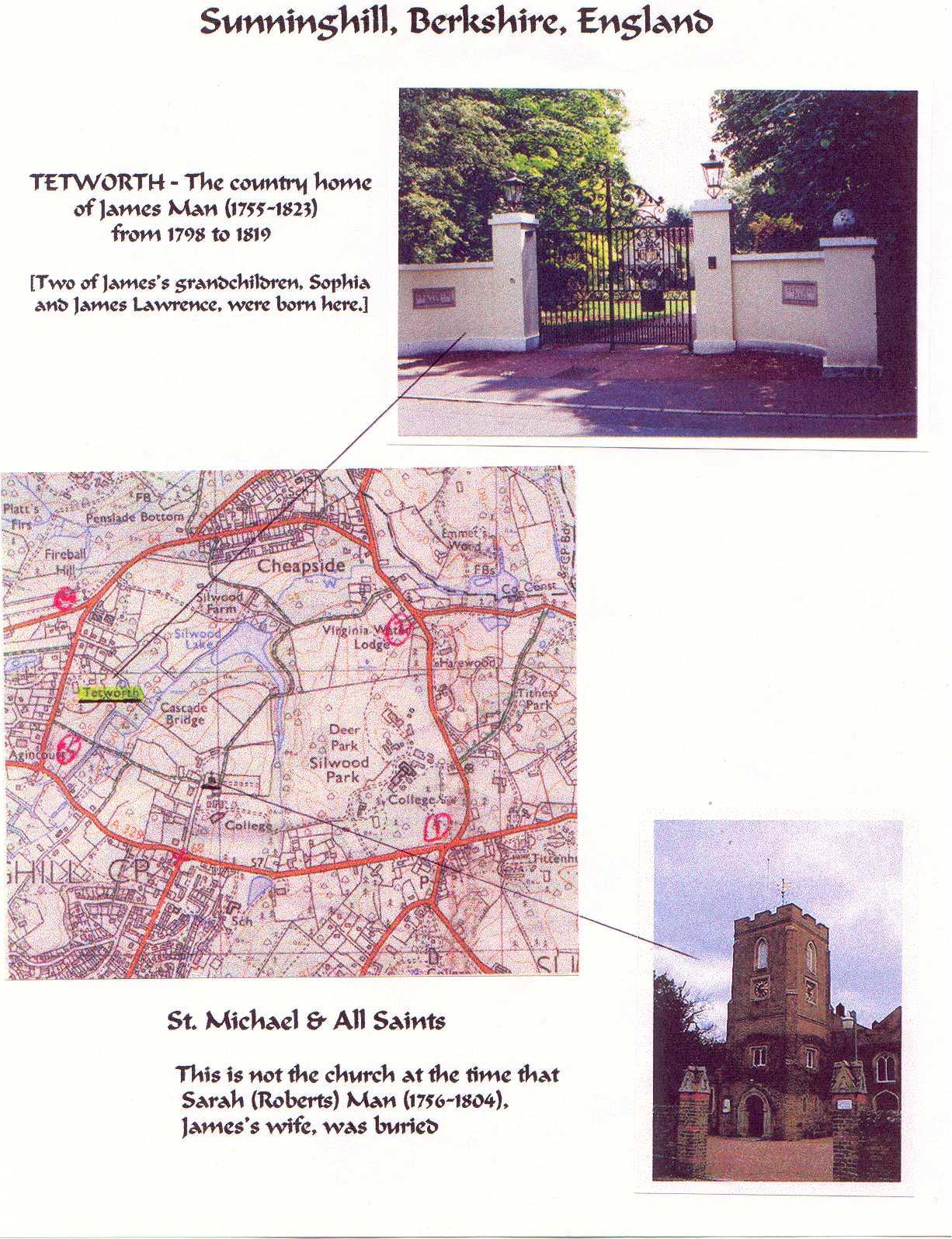 Tetworth Hall