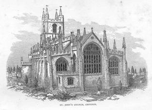 St John the Baptist, Croydon, Surrey