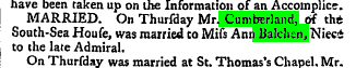cumberland balchen mariage sep 21 1749 whitehall evening post for web