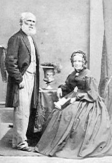 Henry Garnet and Elizabeth (Garrard) Man
