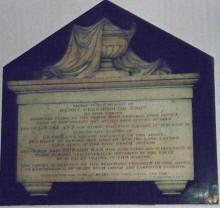 Holy Trinity Clapham Memorial