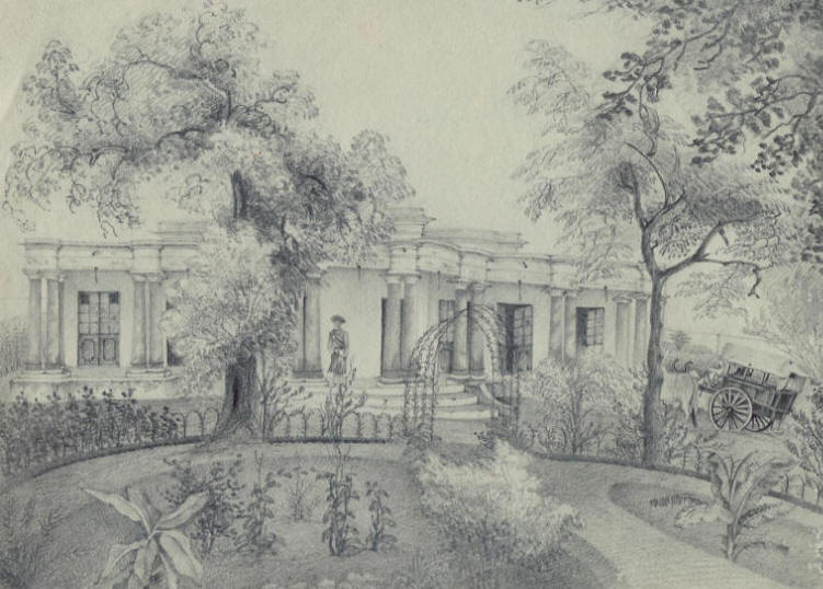 Morrice's Residence at Indore