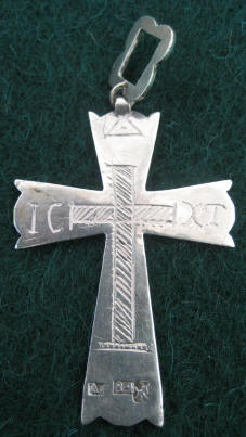 Russian Cross taken during the Crimean War