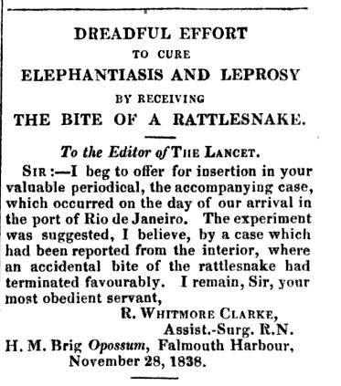 R Whitmore Clarke Letter